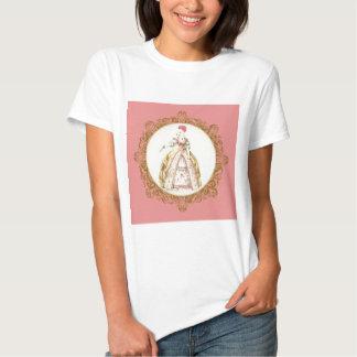 Marie Antoinette Poodle Tshirt