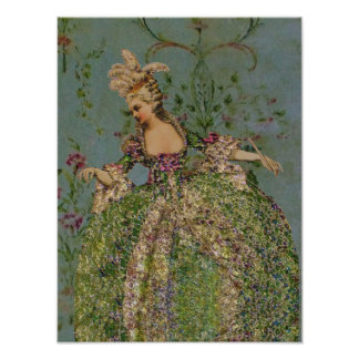 Marie Antoinette ~ Poster 16x12