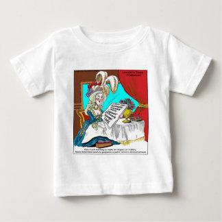 Marie Antoinette Public Service Announcement Funny T Shirts