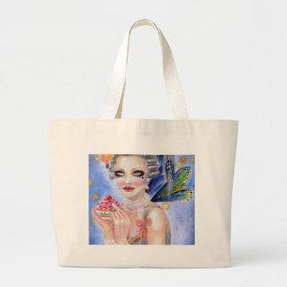 Marie Antoinette - Queen of Cupcakes Tote Bag