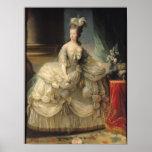 Marie Antoinette  Queen of France, 1779 Print