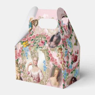 Marie Antoinette Rose of Versailles Favor Box ga Favour Box