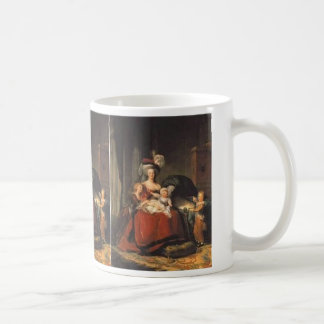 MARIE ANTOINETTE WITH CHILDREN COFFEE MUG