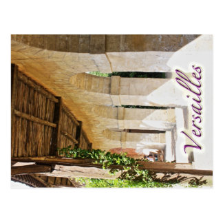 Marie Antoinette's House Postcard