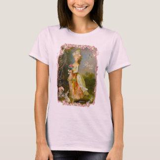 Marie Antoinettte Paris Confiseries Pink T-Shirt