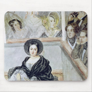 Marie Duplessis  at the Theatre Mouse Pad