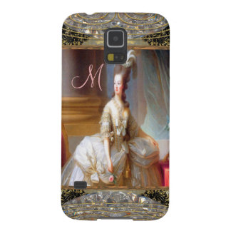 Marie Inspired IV  Monogram Galaxy S5 Cases