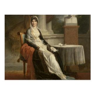 Marie-Laetitia Ramolino  1803 Postcard