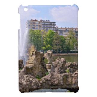 Marie-Louise square in Brussels, Belgium iPad Mini Covers