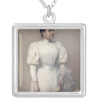 Marie Renard Silver Plated Necklace