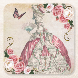 marie-rose-coaster1 square paper coaster