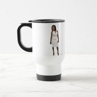 Marie Travel mug