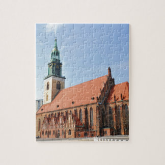 Marienkirche in Berlin, Germany Puzzles