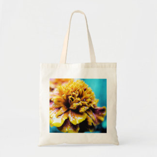 Marigold Block Tote Bag