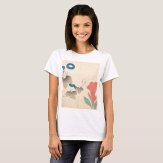 Marigold Flower in Summer T-Shirt