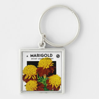 Marigold Key Ring