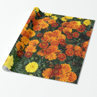 Marigold Wrapping Paper