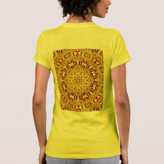 Marigolds Colorful Womens Apparel T Shirt