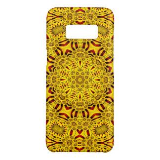 Marigolds Kaleidoscope    Phone Cases