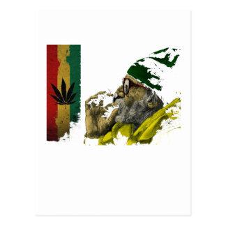 Marihuana Postcard