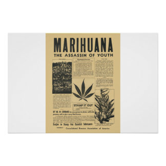 Marihuana The Assassin of Youth Poster
