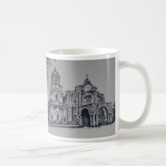 Marikina Catholic Church Philippines Coffee Mug