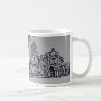 Marikina Catholic Church Philippines Basic White Mug