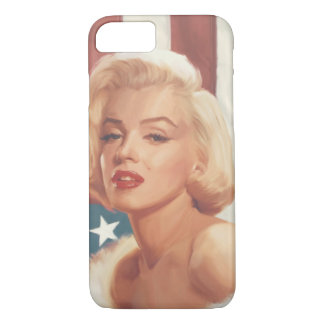 Marilyn Flag iPhone 7 Case