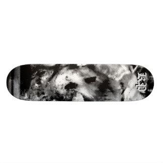 Marilyn Ghost Custom Skateboard