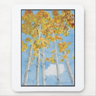 "Marilyn Holmes ""Autumn Glory"" Mousepad"
