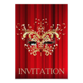 Marilyn Monroe Theater Musical Invitation