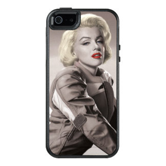Marilyn's Motorcycle OtterBox iPhone 5/5s/SE Case