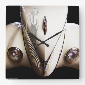 Marilyn's Ride Clock