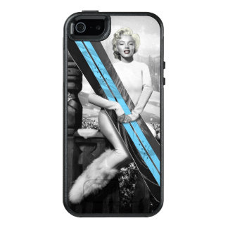 Marilyn's Snowboard OtterBox iPhone 5/5s/SE Case