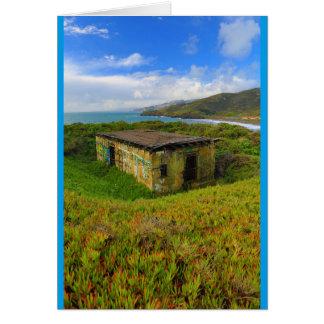 Marin Headlands Card