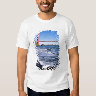 Marin Headlands, Golden Gate Bridge; San T Shirts