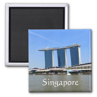 marina bay singapore magnet