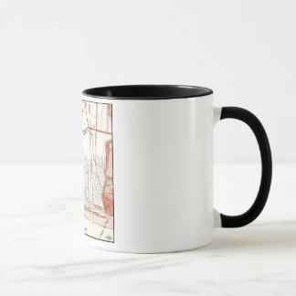 Marina del Rey 1950, U.S.G.S. Mug