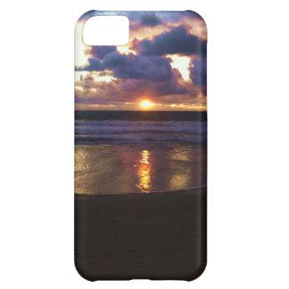 Marina del Rey Sunset iPhone 5C Case