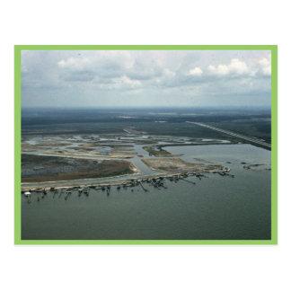 Marina Development Postcard