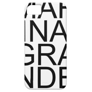 MARINA GRANDE BARELY THERE iPhone 5 CASE