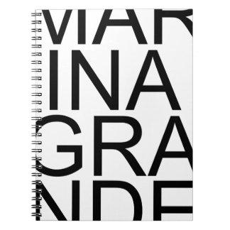 MARINA GRANDE NOTEBOOK