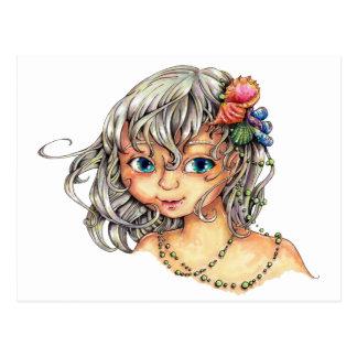 Marina Postcard