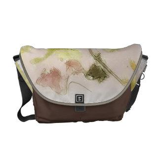 Marine algas commuter bags