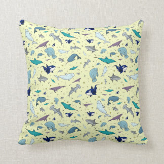 Marine Animals Cushion
