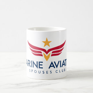 Marine Aviation Spouses Club Mug