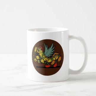 Marine Aviation Squadron Patch Coffee Mug