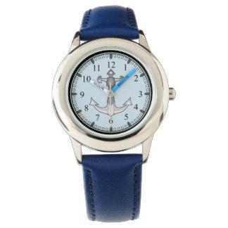 marine clock anchor watch