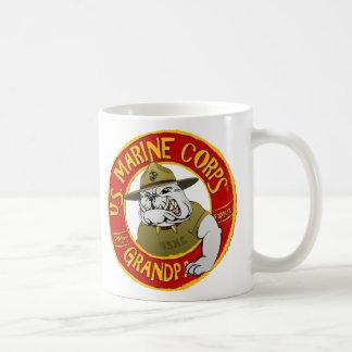Marine Corp Grandpa Coffee Mug