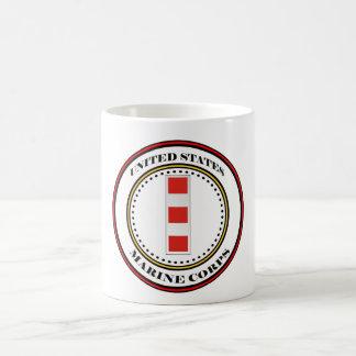 Marine Corps CW04 Chief Warrant Officer 4 W-4 Coffee Mug